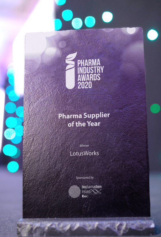 Pharma Supplier of the Year 2020