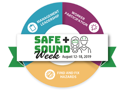 Safe + Sound Week USA