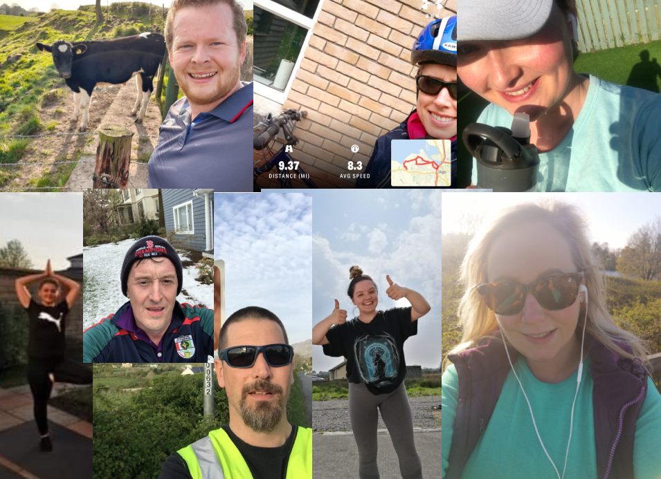 LotusWorks 10 Day Challenge participants