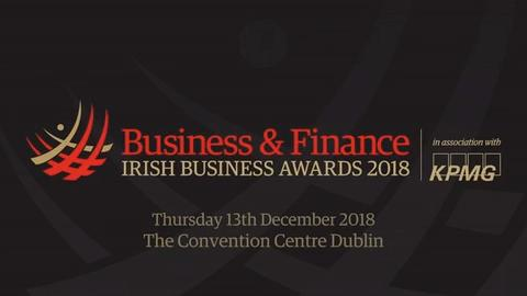 business and finance, awards
