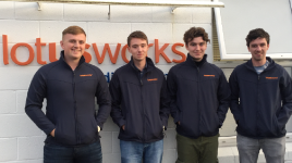 LotusWorks Apprenticeship Programme Kick-Off 2019