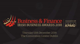 LotusWorks shortlisted in the Business and Finance awards