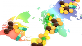 Global Pharma Market Roundtable -  Keith McElkearney