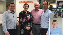 Senior directors lead MBO at Sligo engineering firm LotusWorks