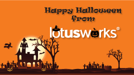 LotusWorks 'Be safe, be seen' this Halloween