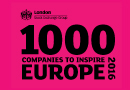 "LotusWorks identified in London Stock Exchange Group's ""1000 Companies to Inspire Europe"""